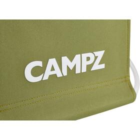 CAMPZ Aluminium Falthocker olive